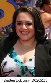 """Nikki Blonsky at the """"Toy Story 3"""" World Premiere, El Capitan Theater, Hollywood, CA. 06-13-10"""
