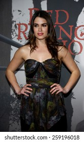 """Nikki Reed at the """"Red Riding Hood"""" Los Angeles Premiere held at the Grauman's Chinese Theatre in Hollywood, CA, USA on March 7, 2011."""