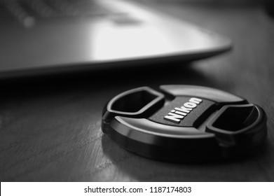 Nikon Camera Lens Cap