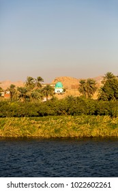 Nile cruise along the nile river from Luxor to Aswan