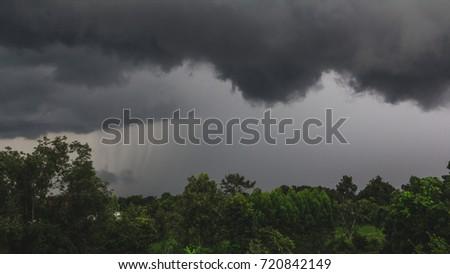 nimbus clouds nimbus sky natural backgrounds stock photo edit now