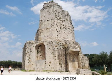 """Nimes"" the ""Torre Magna"""