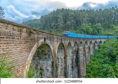 Nine Arches Bridge, Demodara Sri Lanka