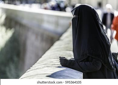 Niqab Images Stock Photos Vectors Shutterstock
