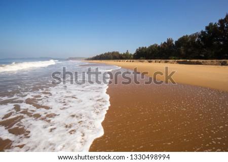 Nirvana Beachidyllic KumtaIndia Sunny