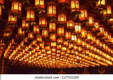 nirvana temple lights