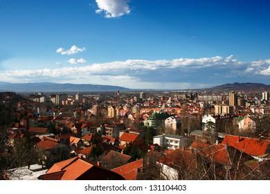 Nis, city in Serbia, Europe