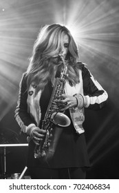 Candy Dulfer Images, Stock Photos & Vectors | Shutterstock