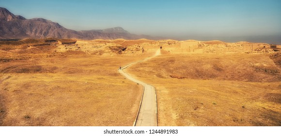 Nisa (also Parthaunisa) was an ancient settlement of the Iranic peoples, located  18 km southwest of Ashgabat, Turkmenistan. Nisa is described by some as the first seat of central government of the Pa