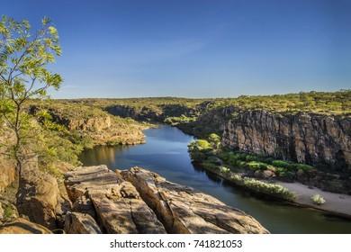 Nitmiluk National Park, Katherine Gorge, Northern Territory, Australia.