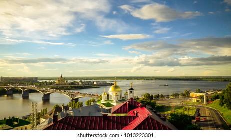 Nizhny Novgorod city, Russia