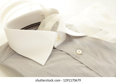 No brand Men's wear, shirt for fashion background