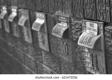No junk email - post office box