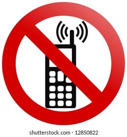 no phones/no calling