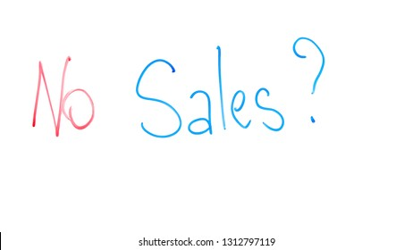 No sales question written on glass, unsuccessful business plan, low income