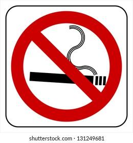 no smoking symbol,