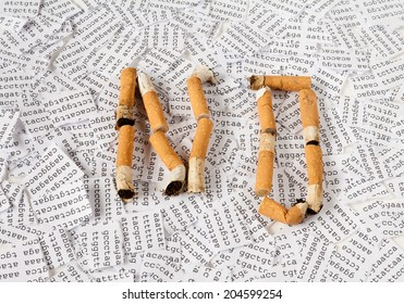 No for smoking, yes for health