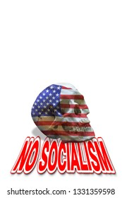 No Socialism in America with room for your type.