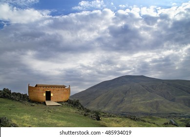 Noah's Ark on Ararat Mountain