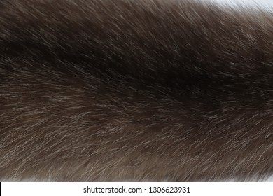 Noble Kamchatka sable fur with gray hair. Luxurious and prestigious for luxury fur products such as sable fur coat, sable Cape, headdress and others.