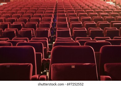 Nobody came to the theater