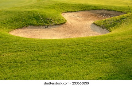 Nobody likes a sand trap!