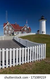 Nobska Lighthouse at Wood Holes, Massachusetts