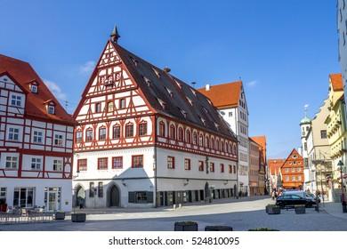 Noerdlingen, Bavaria