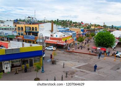 Nogales in Sonora, Mexico, 08-24-2018