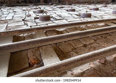 Nogi Town Brick Kiln in Tochigi Prefecture - Shutterstock ID 1983549914