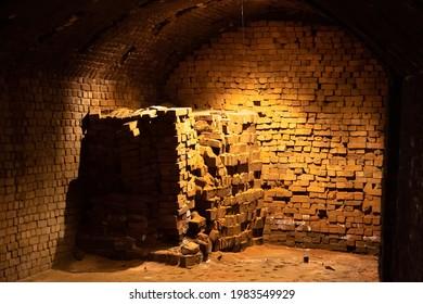 Nogi Town Brick Kiln in Tochigi Prefecture - Shutterstock ID 1983549929