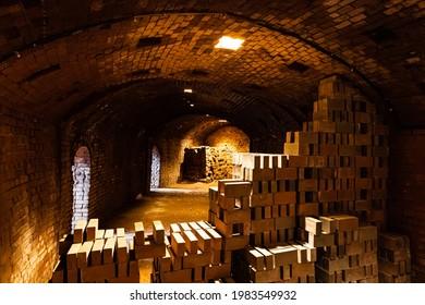 Nogi Town Brick Kiln in Tochigi Prefecture - Shutterstock ID 1983549932