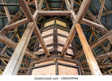 Nogi Town Brick Kiln in Tochigi Prefecture - Shutterstock ID 1983549944