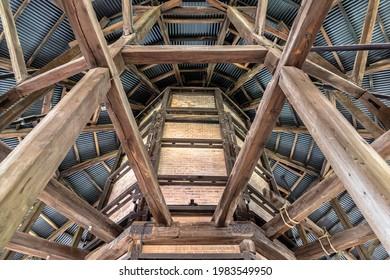 Nogi Town Brick Kiln in Tochigi Prefecture - Shutterstock ID 1983549950