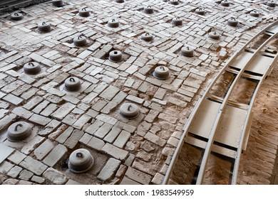 Nogi Town Brick Kiln in Tochigi Prefecture - Shutterstock ID 1983549959