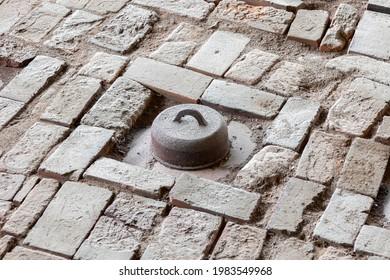 Nogi Town Brick Kiln in Tochigi Prefecture - Shutterstock ID 1983549968
