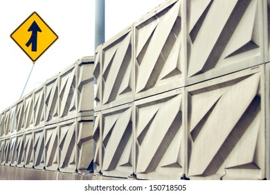Traffic Noise Barriers Images, Stock Photos & Vectors