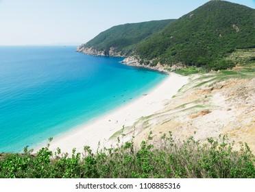 Nokubi beach at Nozaki island in Japan