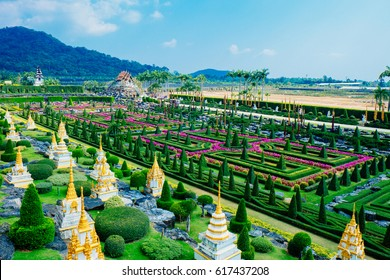 Nong Nooch Tropical Botanical Garden is a 500-acre botanical garden and tourist attraction at kilometer 163 on Sukhumvit Road in Chonburi Province, Thailand.