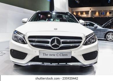 White Mercedes Images Stock Photos Vectors Shutterstock
