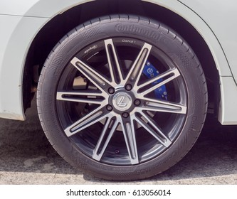 Nonthaburi Bang Bua Thong March 29, 2017 Technology Tires Available in Thailand