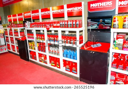 NONTHABURI MARCH Car Cleaning Products Stock Photo Edit Now - Show car cleaning products