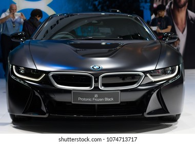 Bmw I8 Black Matte Images Stock Photos Vectors Shutterstock