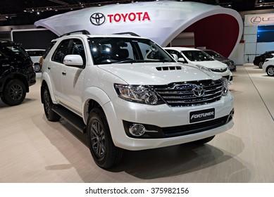 Toyota Fortuner Images, Stock Photos & Vectors | Shutterstock