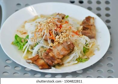 noodle ,vietnamese noodles or plain vietnamese noodles or rice vermicelli