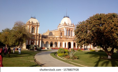 Noor Mahal the italian style palace of the fifth ruler of Bahawalpur State, Nawab Sir Muhammad Sadiq, is the latest monument in the Punjab to be notified under the Antiquities Act. Completed in AD 187