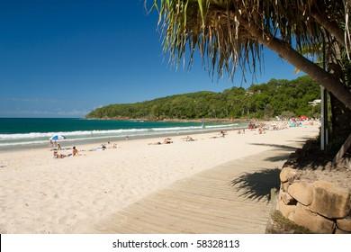 Noosa Beach Queensland