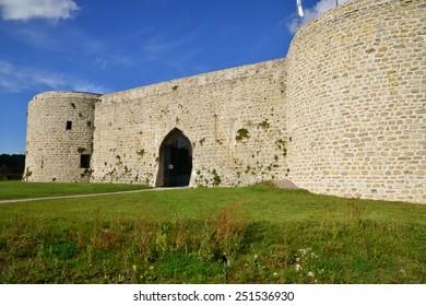 Nord Pas de Calais, the picturesque castle of Hardelot
