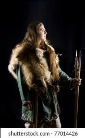 Nordic Girl Warrior