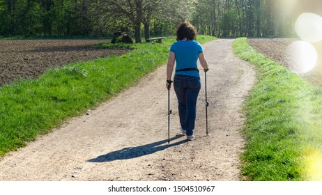 Nordic walking and the right technique